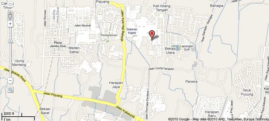 Untuk melihat Peta lokasi silahkan klik gambar di bawah :